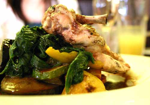 Chicken with Vegies