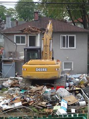 Demolition Machine gets down to it