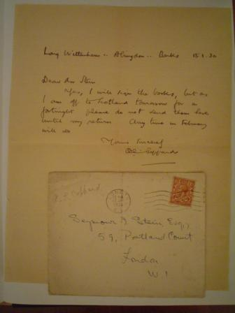Coppard Letter
