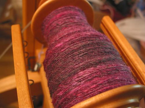 Rambouillet/silk