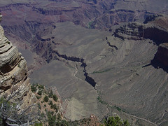 Mather Point Hiking View II