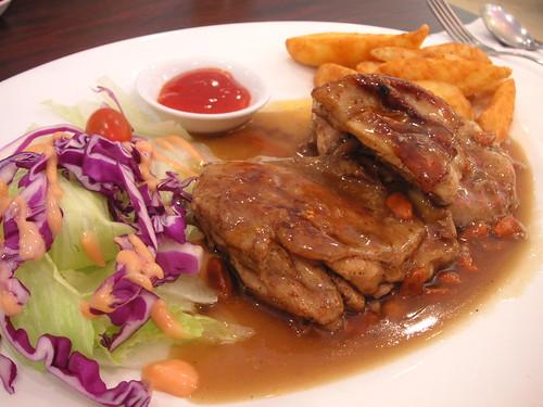 Mixed Herbs Chicken