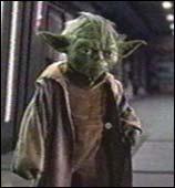 Yoda serious