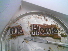 Me homo cookie