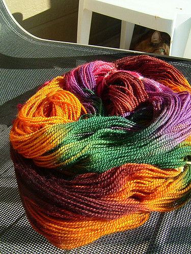 Thursday yarn