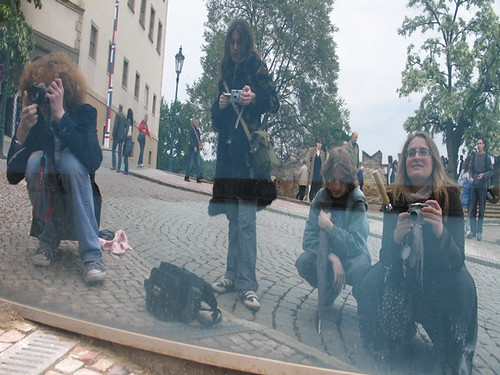 Jake, Tara, Monkey & Me, Prague Castle