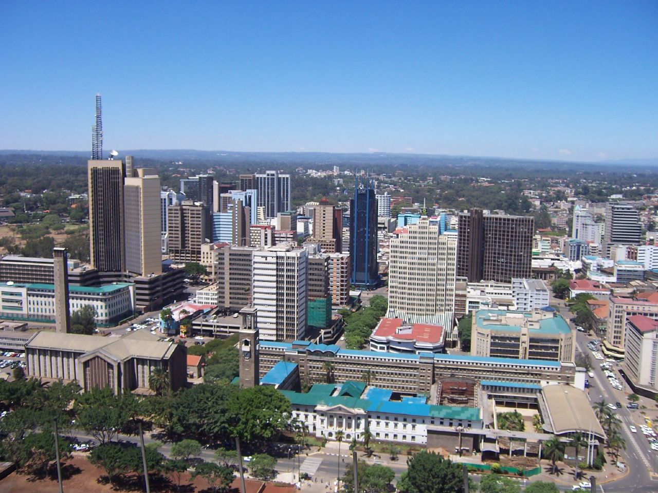 Nairobi Kenya  city photos : Nairobi Photos kenya : A Beautiful East African City Travel ...
