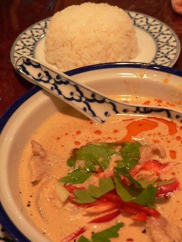 Thai Style Curry