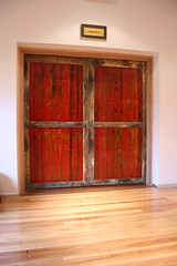 Gompa Doors