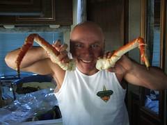 Got crab legs?