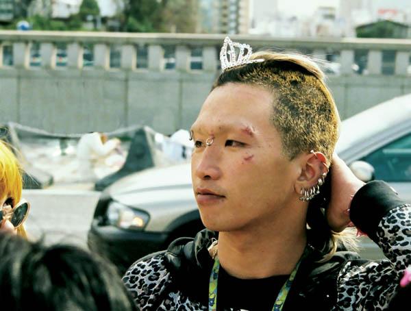 Принц токийских околотков