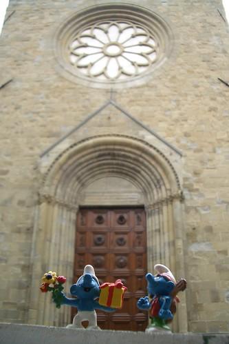 in visita alla Cattedrale