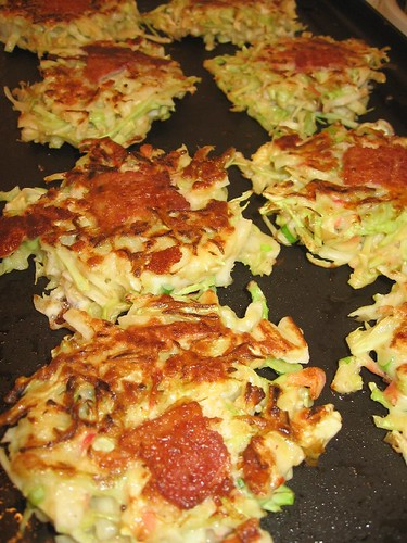 Mini okonomiyaki