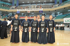 50th All Japan DOJO Junior KENDO TAIKAI_249