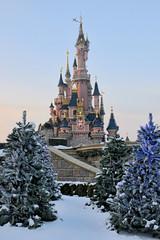 Sleeping Beauty's Castle photo by Karon