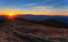 Tennet Mountain Sunset photo by pvarney3