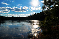 My Lake. photo by Hammonton Photography