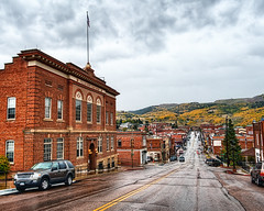 A Rainy Day in Cripple Creek, CO photo by Fort Photo