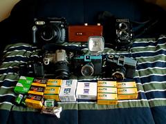 Camera Army Update 4 (dorm) photo by Ryan Duffy2009