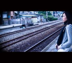 恋の予感    a presage photo by liver1223