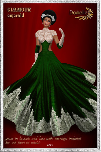 Glamour Emerald