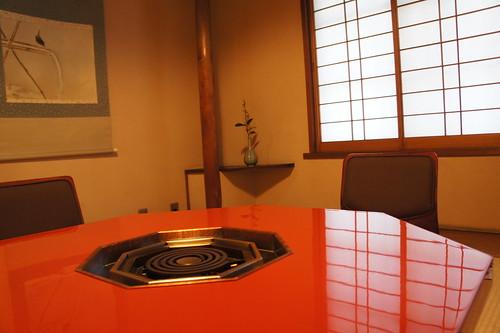 20110114 三嶋亭 壽喜燒@京都