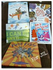 JSL's book selection