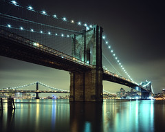 Brooklyn Bridge, New York City photo by andrew c mace