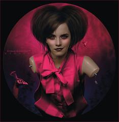 Emma Watson [ Madness ] Omar Rodriguez V. photo by © Omar Rodriguez V.