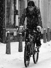 DASHING THROUGH THE SNOW..... photo by Akbar Simonse