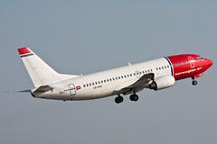 Norwegian Air Shuttle - LN-KKO - Boeing 737-3Y0 photo by Oscar von Bonsdorff