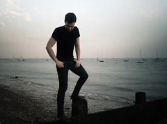 Balancing Thoughts - Southend-on-Sea photo by mattlindén