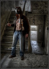 Urbex close shave photo by Ivorbean