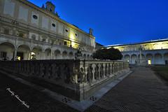 Chiostra della Certosa di San Martino - Napoli photo by Freddy Adams