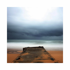 Collaroy storm photo by Monochrome Visions