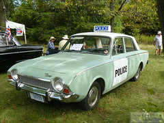 Vintage British Police Car? photo by Canadian Pacific