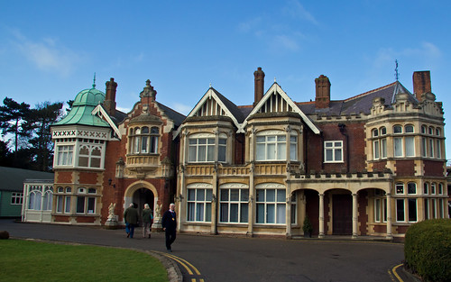 Welcome to Bletchley Park