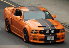 Ford | Mustang GT | XXW | Admiralty | Hong Kong | China photo by Christian Junker - AHKGAP