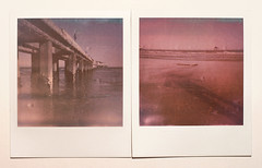 Polaroid at the Beach photo by pierofix