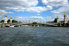 Paris - Alexander III Bridge photo by oshita946