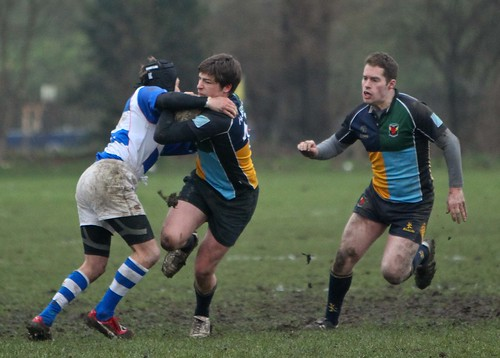 1st XV vs. Old Actonians -40