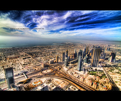 At The Top - Burj Khalifa photo by www.karlmoretophotography.com