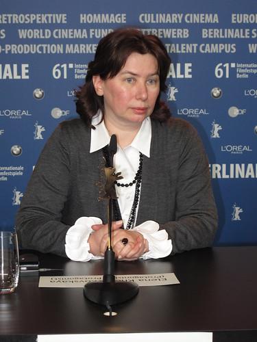 Elena Chodorkowskaja, die erste Ehefrau von Michail Chodorkowskij