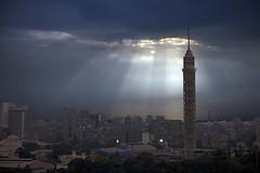 Burj Al-Qāhira (Cairo - Egypt) photo by Kaptah