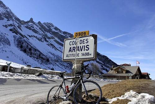 Col des Aravis