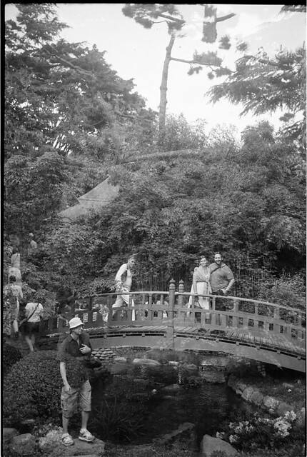 Jardin du mus�e Albert Kanh