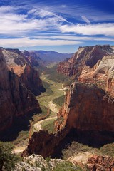 Zion Canyon photo by Benjamin-H
