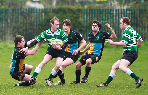 Hackney RFC 1st vs Hendon-5