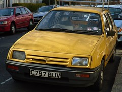 1985 Ford Sierra 1.6 Base Estate. photo by bramm77