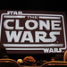 Star Wars the Clone Wars on the big screen